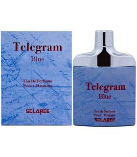 عطر و ادکلن مردانه اسکلاره تلگرام بلو Sclaree Telegram Blue For Men
