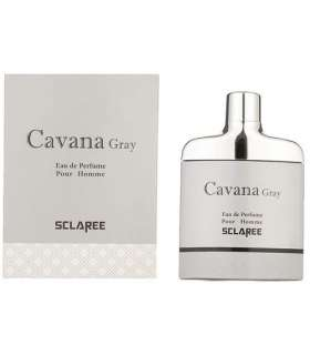 عطر و ادکلن مردانه اسکلاره کاوانا گری Sclaree Cavana Gray For Men