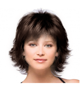 کلاه گیس زنانه سیلور لخت حالت دار Silver Synthetic Wigs Curly