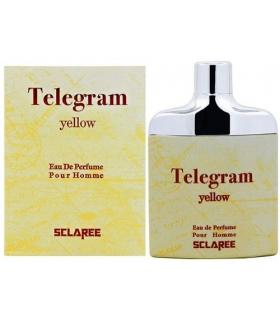 عطر و ادکلن مردانه اسکلاره تلگرام یلو Sclaree Telegram Yellow For Men