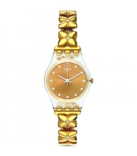 ساعت مچی زنانه عقربه ای سواچ Swatch LK358G