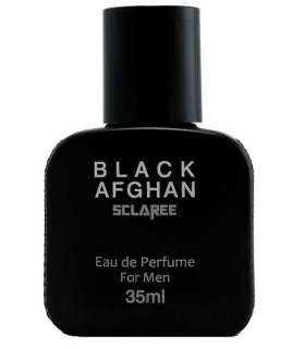 عطر جیبی مردانه اسکلاره بلک افغان Sclaree Black Afghan For Men