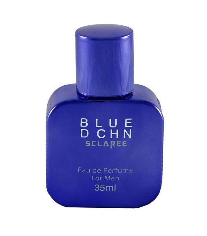عطر جیبی مردانه اسکلاره بلو دی چن Sclaree Blue d chn For Men
