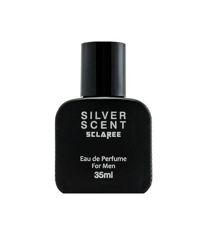 عطر جیبی مردانه اسکلاره سیلور سنت Sclaree Silver Scent For Men