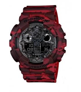 ساعت مچی عقربه ای مردانه کاسیو Casio G-Shock GA-100CM-4ADR Watch For Men