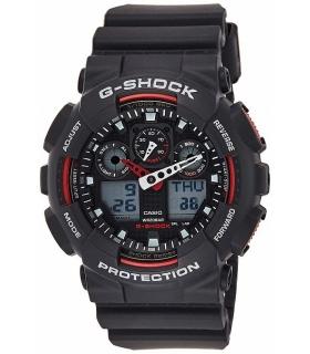 ساعت مچی عقربه ای مردانه کاسیو جی شاک Casio G-Shock GA-100-1A4DR Watch For Men