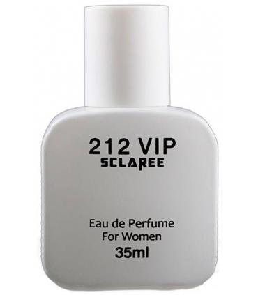 عطر جیبی زنانه اسکلاره 212 وی آی پی ادوپرفیوم Sclaree VIP 212 EDP For women