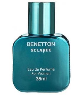 عطر جیبی زنانه اسکلاره بنتون Sclaree BENETTON For Women