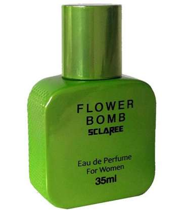 عطر جیبی زنانه اسکلاره فلاور بمب Sclaree Flower Bomb For Women