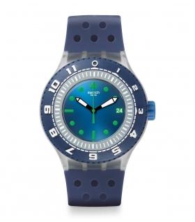 ساعت مچی عقربه ای زنانه و مردانه سواچ Swatch SUUK403
