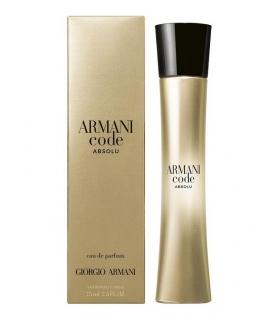 عطر و ادکلن زنانه جورجیو آرمانی آرمانی کد ابسولو فم Giorgio Armani Armani Code Absolu Femme EDP for women