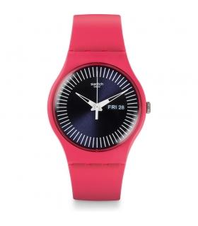 ساعت مچی عقربه ای زنانه و مردانه سواچ Swatch SUOP702