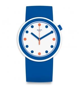 ساعت مچی عقربه ای زنانه و مردانه سواچ Swatch PNW103