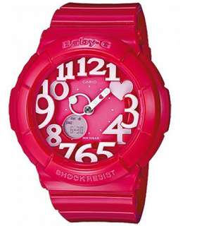ساعت مچی عقربه ای زنانه کاسیو Casio Baby-G BGA-130-4BDR Watch For Women