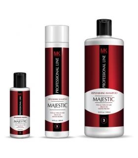 شامپو کراتین مو مجستیک Majestic Keratin Shampoo