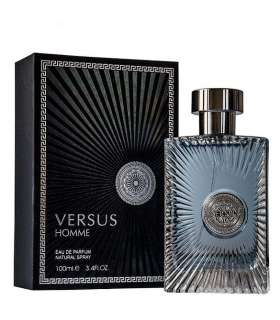 عطر و ادکلن مردانه فراگرنس ورد ورسوس هوم Fragrance World VERSUS Homme EDP for Men