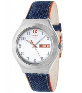 ساعت مچی عقربه ای زنانه و مردانه سواچ Swatch YGS470 Watch