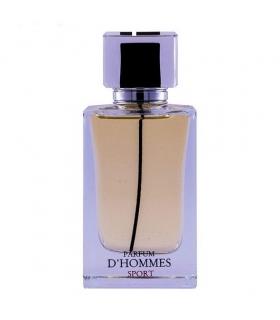 عطر و ادکلن مردانه فراگرنس ورد د هومز اسپرت Fragrance World D'HOMMES SPORT EDP for Men