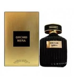 عطر و ادکلن زنانه فراگرنس ورد ارکید نرا ادوپرفیوم Fragrance World Orchid Nera EDP For Women