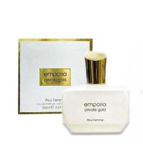 عطر و ادکلن زنانه فراگرنس ورد ایمپوریا پریویت گلد ادوپرفیوم Fragrance World Emporia Private Gold EDP For Women