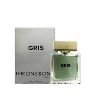 عطر و ادکلن مردانه فراگرنس ورد گریس د وان اند اونلی ادوپرفیوم Fragrance World gris the one and only EDP for Men