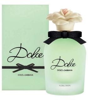عطر و ادکلن زنانه دلچی گابانا دلچه فلورال دراپس ادوتویلت Dolce&Gabbana Dolce Floral Drops EDT For Women