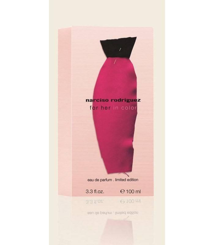 ادکلن زنانه نارسیزو رودریگز فور هر این کالرNarciso Rodriguez for Her in Color EDP for women