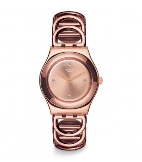 ساعت مچی عقربه ای زنانه سواچ Swatch YLG126G