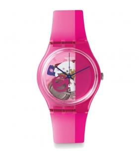 ساعت مچی عقربه ای زنانه سواچ جی پی 145 Swatch GP145 Watch For Women