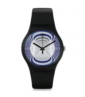 ساعت مچی عقربه ای زنانه و مردانه سواچ Swatch Suon124