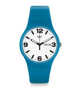 ساعت مچی عقربه ای زنانه و مردانه سواچ Swatch Suos704