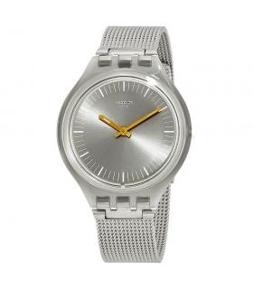 ساعت مچی زنانه و مردانه عقربه ای سواچ Swatch SVOM100M