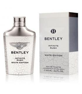 عطر و ادکلن مردانه بنتلی اینفینیتی راش وایت ادیشن ادوتویلت Bentley Infinite Rush White Edition EDT for men