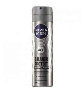 اسپری مردانه نیوآ سیلور پروتکت Nivea Silver Protect Spray For Men