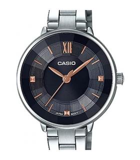 ساعت مچی عقربه ای زنانه کاسیو Casio LTP-E163D-1ADF For Women