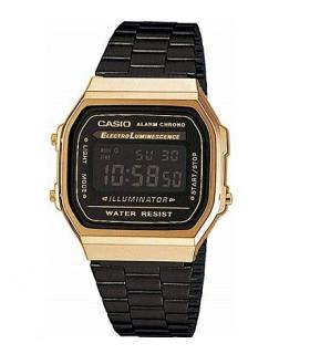 ساعت مچی دیجیتالی زنانه و مردانه کاسیو Casio A168WEGB-1BDF Digital Watch For Men and Women