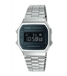 ساعت مچی دیجیتالی زنانه و مردانه کاسیو Casio A168WEM-1DF For Men and Women