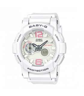 ساعت مچی عقربه ای زنانه کاسیو Casio BGA-180BE-7BDR For Women