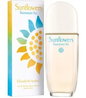 عطر و ادکلن زنانه الیزابت اردن سان فلاورز سامر ایر Elizabeth Arden Sunflowers Summer Air EDT for women
