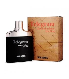 عطر و ادکلن مردانه اسکلاره تلگرام ادوپرفیوم Sclaree Telegram EDP For Men
