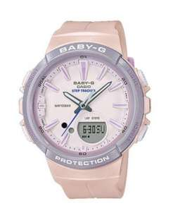 ساعت مچی عقربه ای زنانه کاسیو Casio BGS-100SC-4A For Women