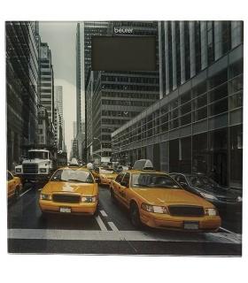 ترازوی دیجیتال شیشه ای مدل Beurer Gs 203 New York