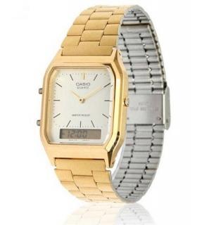 ساعت مچی عقربه ای زنانه کاسیو Casio AQ-230GA-9DMQ Watch For Women