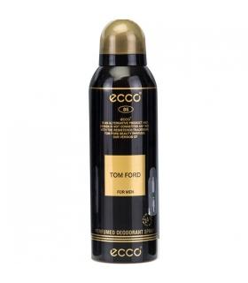 اسپری مردانه اکوتام فوردبلک Ecco Tom Ford Black For Men