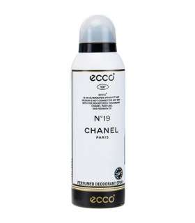 اسپری زنانه اکو شنل N19 Ecco N19 Chanel Spray For Women