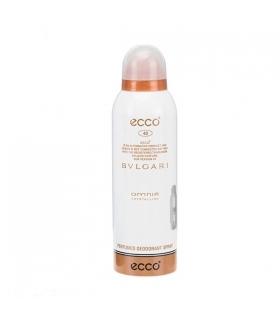 اسپری زنانه اکو بولگاری امنیا کریستال Ecco Bvlgari Omnia Crystal Spray For Women