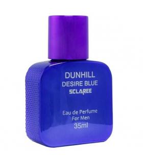 عطر جیبی مردانه اسکلاره دانهیل دیزایر بلو Sclaree Dunhill Desire Blue For Men