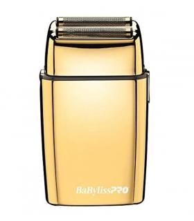 شیور بابلیس پرو دو فویلی اف ایکس 02 گلد بی سیم BaBylissPRO Gold Dual Foil FX02 Cordless Shaver