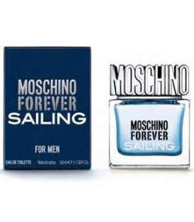 ادکلن مردانه موسچینو فوراور سیلینگ Moschino Forever Sailing for men