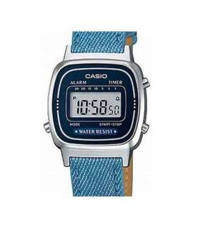 ساعت مچی دیجیتالی زنانه کاسیو Casio LA670WL-2A2 For Women